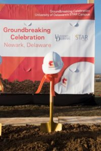 Chemours Groundbreaking Celebration