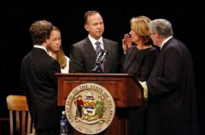Governor Jack Markell Inaugurations