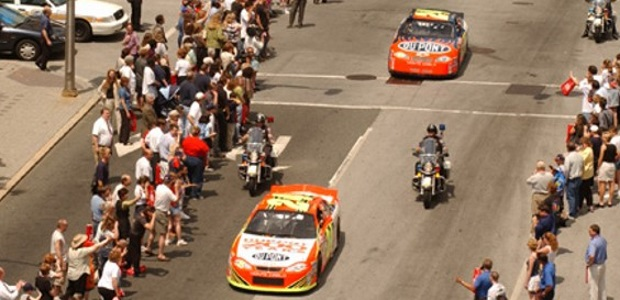 DuPont 200th Celebration: DuPont NASCAR Day
